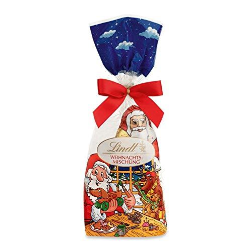 Lindt & Sprüngli Kinder Geschenkbeutel Mischung, 3er Pack (3 x 130 g)