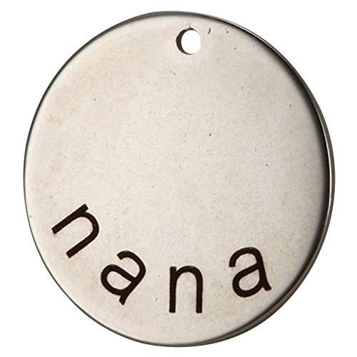 Canyita Charmanter roestvrij staal DIY hanger voor armband halsketting oorbel sieraden vondstukken