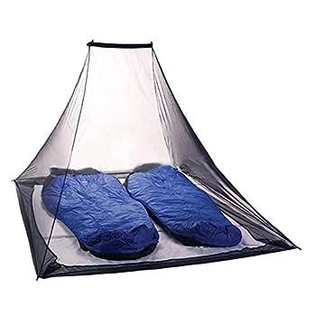 XINGTAO Moustiquaire Mosquito Net Portable Tente de Voyage en extérieur Moustiquaire Camping Camping Tente de randonnée Pyramide Tente de lit Respirante Anti-Moustique Net