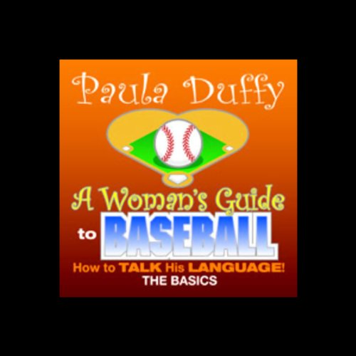 Woman's Guide to Baseball  audiobook cover art
