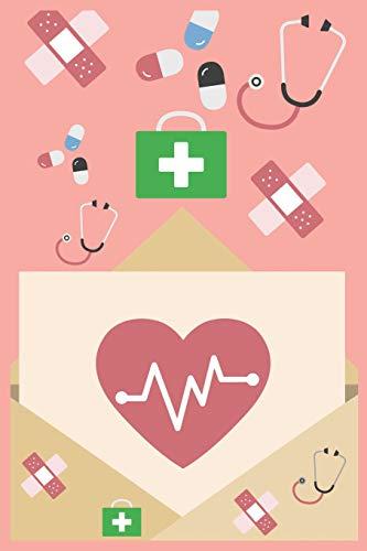 Notizbuch für Krankenschwestern: Das blanko Notizbuch für Schwestern | 120 Seiten in Taschenbuchgröße a5