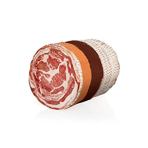 Pancetta Coppata tipica, magrissima, Salumi Pasini, 2 kg