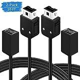 Cable de extensión para Nintendo 2pc 3M / 10ft Cable de extensión para SNES MINI / NES MINI Super...