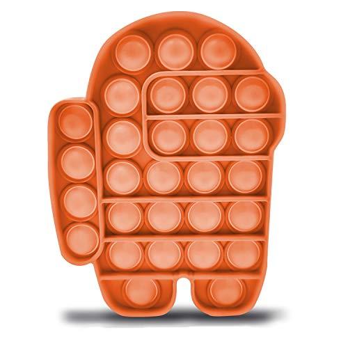 HALOFMEE-Soft-Silicone-Push-Bubble-Pop-Bubble-Fidget-Sensory-Tool-AmongUs-Poppet-Fidget-TOI-Pop-Fidget-Bubble-Popping-Game