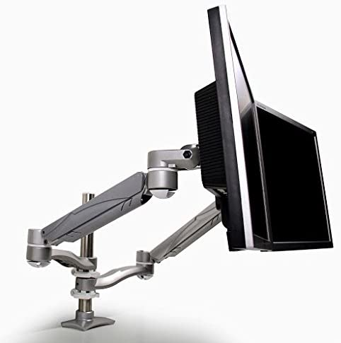 In a popularity Mayline Dual Arm Pole Monitor Mount Popular brand 18