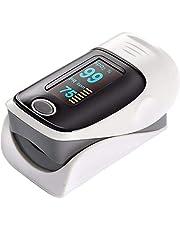 Fedec Fingertip pulse Oximeter - Hartslagmeter - Saturatiemeter - Grijs