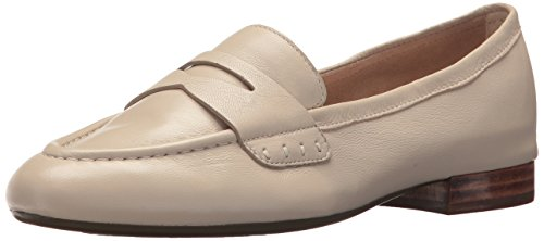 Aerosoles Women's MAP Out Loafer, Bone Leather, 9 M US