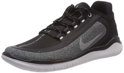 Nike Women's Training Shoes, Black Black Metallic Silver Cool Gre 002, 5 UK