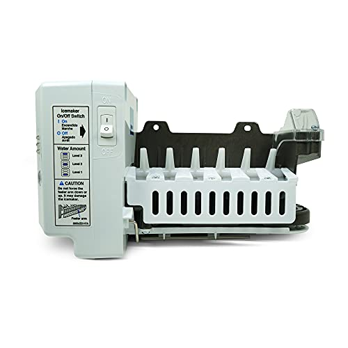 EvertechPRO AEQ36756901 Ice Maker Assembly Replacement for LG Refrigerator 1396369 5989JB0001A AH3532293 EA3532293