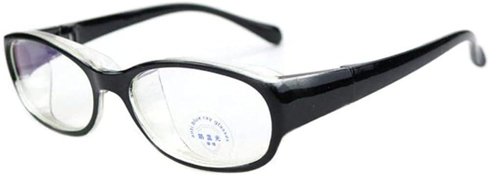 JWCN Gafas de Polen Gafas para niños niños Gafas Gafas heno Fiebre Gafas Gafas de Seguridad Gafas Protectoras con Gafas Protectoras con Anti-Niebla Anti-Polen Anti-Azul Bloqueo de Luces de protección