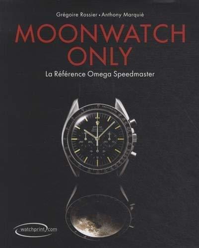 Moonwatch Only: La référence Omega Speedmaster