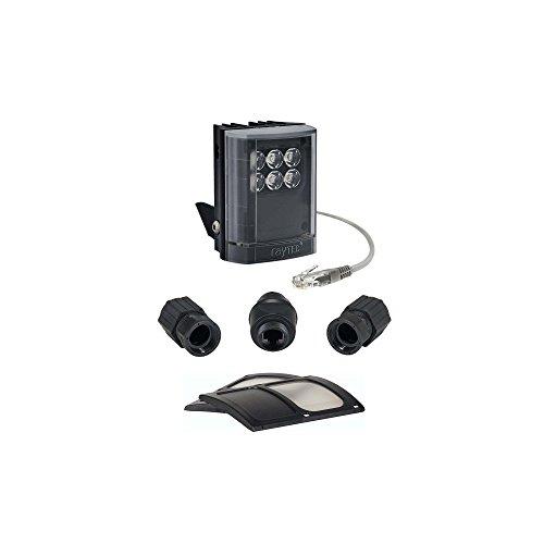 VAR2-POE-I2-1, LED Infrarot Scheinwerfer, 850nm, 10x10°, 35x10°, 60x25°, 8W, IP66, PoE