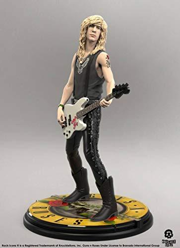 Guns N Roses Boneco Rock Iconz Knucklebonz Duff Mckagan 20cms