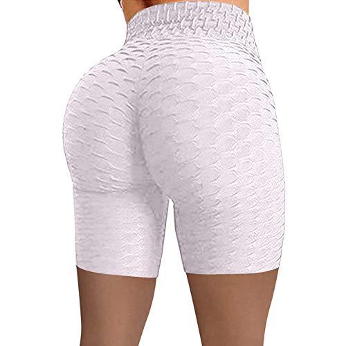 cutudu ruched shorts hip lift