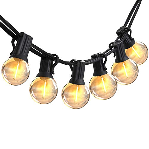 ストリングライト イルミネーションライト LED電球付き クリスマス 5.5M 連結可能 E12ソケット10個 12個 2200k 電球色相当 結婚式 誕生日 パーティー LED照明 電球タイプ ストリング ライト 飾り付け 吊り下げライト 装飾 電飾 イベント 店舗