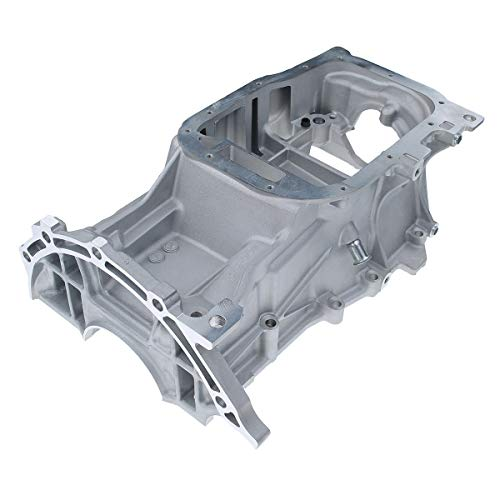 A-Premium Upper Engine Oil Pan Compatible with Toyota Corolla 2009-2019 Corolla iM 2017-2018 Matrix 2009-2014 Prius 2010-2015 Lexus CT200h 2011-2017 L4 1.8L