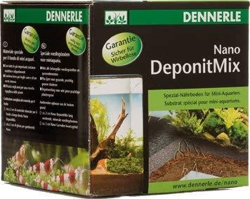 Dennerle Nano Deponit Mix 1 kg - Nährboden für Süßwasser Aquarien