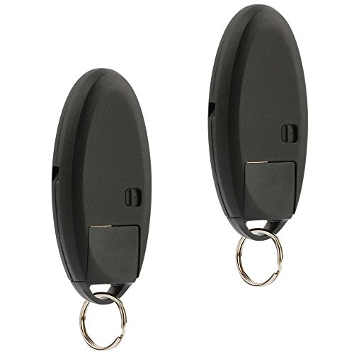 Car Key Fob Keyless Entry Smart Remote fits Nissan Altima Maxima Murano & Infiniti FX35 FX37 FX50 G25 G35 G37 Q40 Q60 QX70 (KR55WK48903), Set of 2
