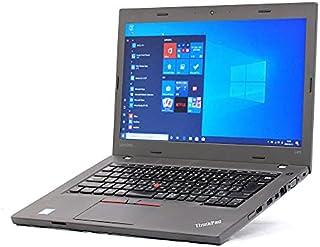 Webカメラ内蔵【Win 10搭載】LENOVO ThinkPad L470 ★第6世代Core i5 2.3GHz/8GBメモリ/SSD 128GB/14インチ/WiFi&Bluetooth/Office/中古パソコン (SSD 128GB)