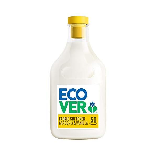 Ecover Fabric Softener Gardenia & Vanilla, 50 Wash