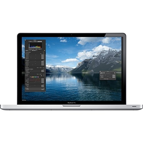 APPLE 3RD PARTY-RECERTIFIED APPLE MACBOOK PRO-17 LAPTOP INTEL:I7-640M/CI7-2.80G 4GB/2-