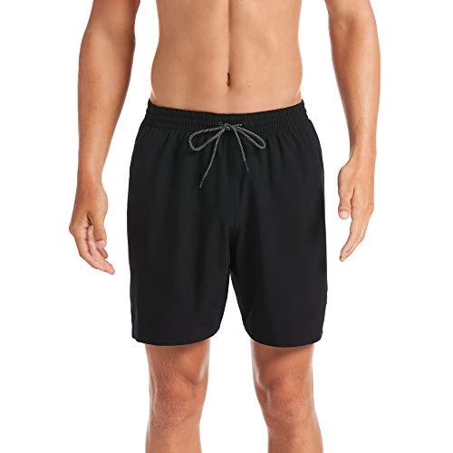 """Nike Swim Essential Vital 7"""" Volley Shorts Herren schwarz Größe M 2021 Badehose"""