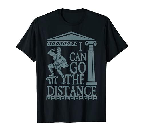 Disney Hercules Go The Distance Greek Art Graphic T-Shirt