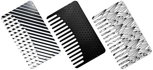 Peine Tarjeta marca go-comb