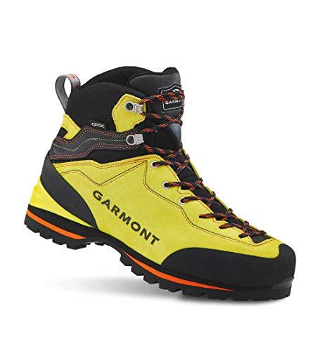 Garmont Ascent GTX Chaussures de Alpinisme Léger Homme - Jaune - Yellow Orange, 41.5 EU EU
