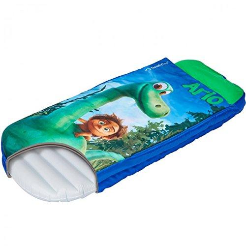 Unbekannt Dino Dinosaur Junior Ready Bed Reisebett aufblasbar Kinderbett Schlafsack Bett Fertigbett Luftmatratze