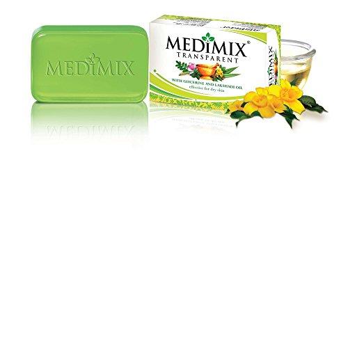 Medimix - transparent ayurvedische seife 75 gr, glycerin und ã–l lakshadi