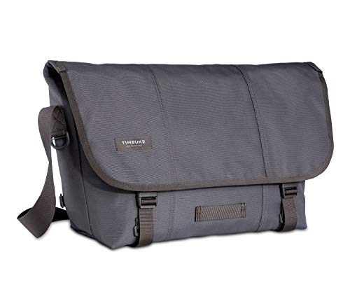 Timbuk2 Classic Messenger Bag L Gunmetal 2020 Tasche