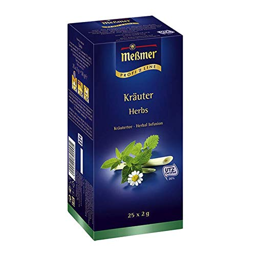 Meßmer ProfiLine Kräuter 25er 6er Pack