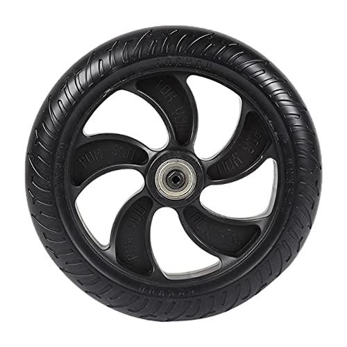 Neumáticos De Scooter Eléctrico, 8 Pulgadas, Neumáticos Sólidos, Accesorios De Repuesto A Prueba De Pinchazos/Explosiones Para Rueda Delantera Y Trasera