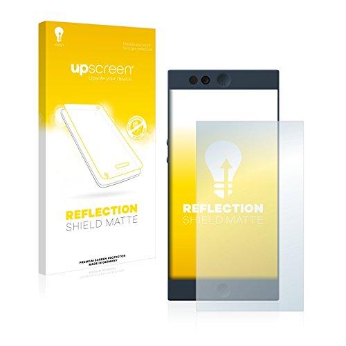 upscreen Entspiegelungs-Schutzfolie kompatibel mit Nextbit Robin – Anti-Reflex Bildschirmschutz-Folie Matt