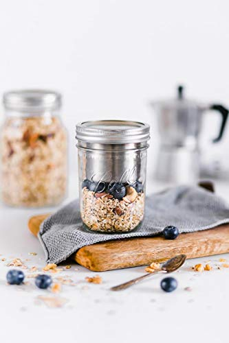 LIEBLINGSGLAS Lunchbox Ball Mason Jar (475 ml)