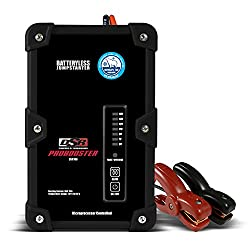 commercial supercap jump starter Schumacher DSR ProSeries DSR108 450A 12V Ultra Capacitor Without Battery Professional Jump Start 10,000 Cycle / 10 Years
