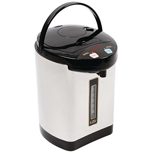 Caterlite elektrische pompkan, 355 x 235 x 237 mm, 4,25 liter theepot