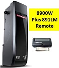 LIFTMASTER 8900W (and 1-891LM) LIGHT-DUTY COMMERCIAL JACKSHAFT OPERATOR W/BUILT-IN WI-FI FOR SECTIONAL DOORS LJ8900W