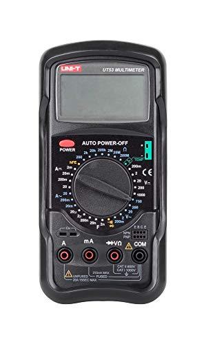 UNI-T Digital UT 53 MIE0016 / UT53 - Multímetro digital