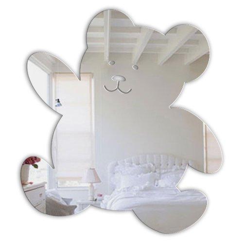 Mungai Mirrors Teddy-Bär Acryl-Spiegel (15cm)