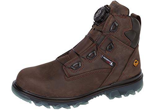 Wolverine I-90 EPX BOA CarbonMax 6' Boot Men's Brown Size: 8 X-Wide