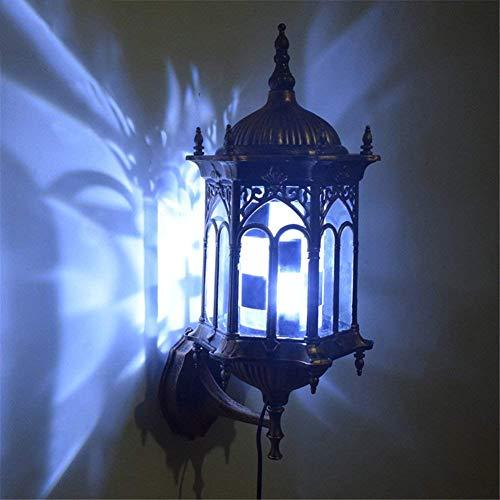 LED Impermeable Ligero Cabello Salón Barbero Tienda Luminosa para Peluquería Firmar Luminoso Giratorio Tiras Lámpara,2