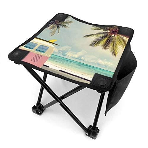 End Nazi Tabouret de Camping Chaises Pliantes Inspirational Beach Surf Vintage Honeymoon Chaise Portable Siège