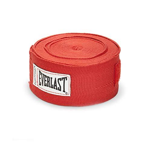 Bandagem Everlast Vermelho 4,60m