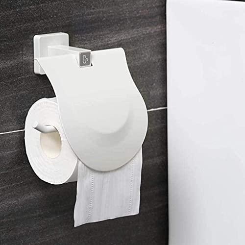 KMILE Caja de Papel de Papel higiénico sin higiénico Caja de pañol