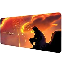 XXL Extended Large Gaming Mouse Pad Non-Slip Water-Resistant Rubber Cloth Computer Game Mouse Mat(800x300cm)-A_700X300X3mm
