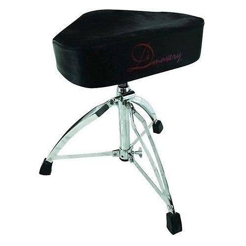 Dimavery 26031330 DT-120 Schlagzeugsitz SattelForm