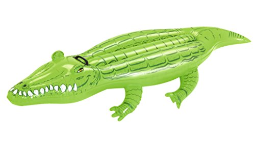 Bestway Crocodile Rider 1.68 m x89 cm, Schwimmtier