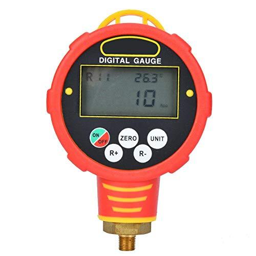 """Digitaler Manometer, tragbar, 1~0~40pa Air Vacuum/Gasdruckmessgerät mit Hintergrundbeleuchtung, Schnittstelle 1/8\""""NPT, für WK-6881H、688\'\' 688\'\' 688\'\'"""
